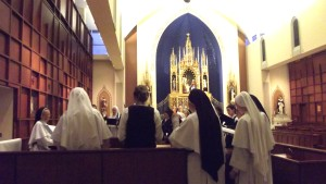 Photo Credit: Dominican Sisters of Mary, Mother of the Eucharist