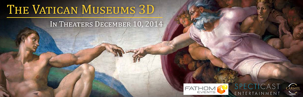 Take a 3D trip inside the Vatican Museums and Sistine Chapel