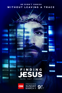 Download CNN: Finding Jesus- key art
