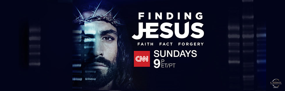 Tune-in Alert! Finding Jesus: Faith, Fact, Forgery airs this Sunday at 9 p.m. ET